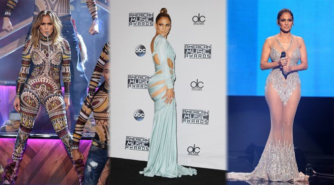 Jennifer Lopez - 2015 American Music Awards