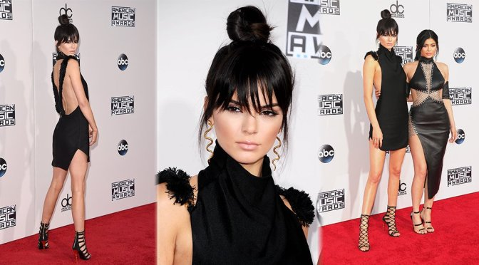 Kendall Jenner - 2015 American Music Awards