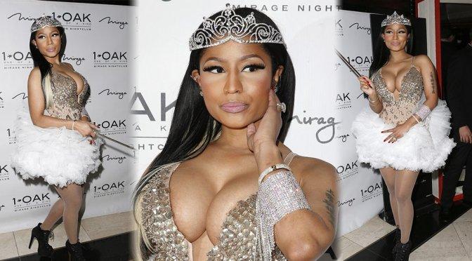 Nicki Minaj – Haunted Funhouse Halloween Party