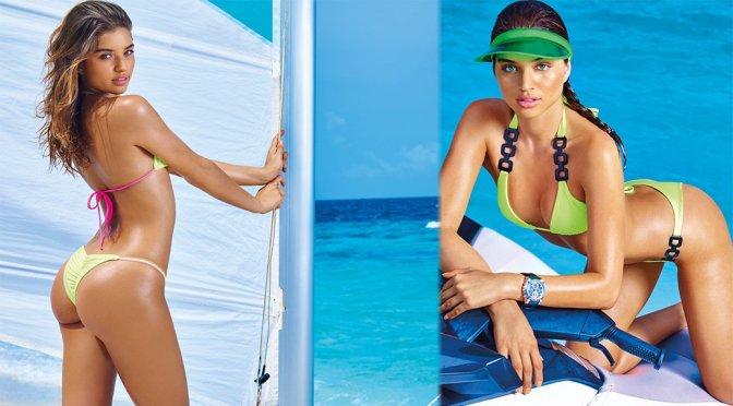 Daniela Lopez Osorio - World Swimsuit South Africa Bikini Photoshoot