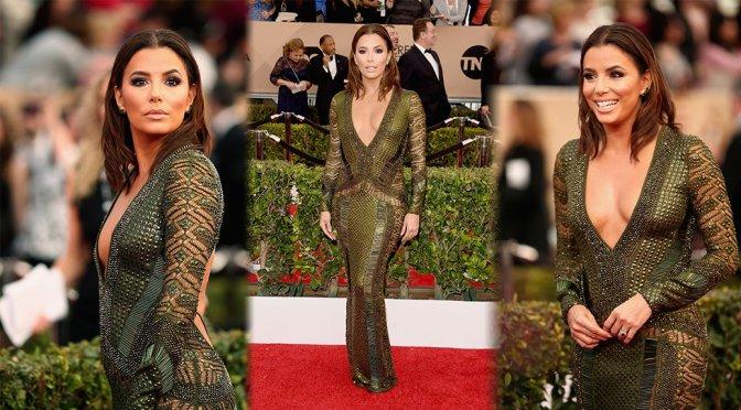 Eva Longoria – 22nd Annual Screen Actors Guild Awards in Los Angeles