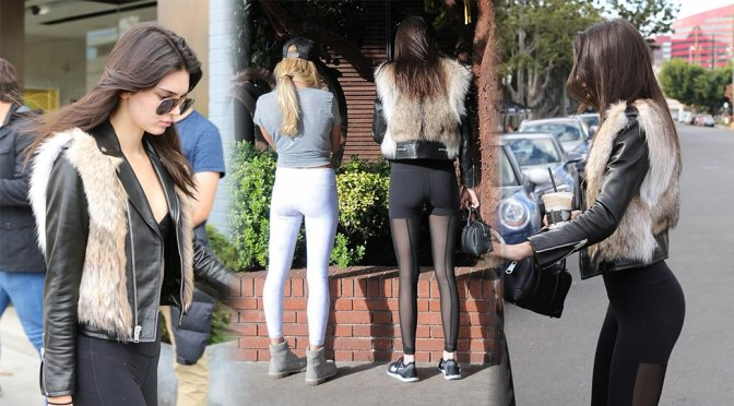 Kendall Jenner – Candids in Beverly Hills