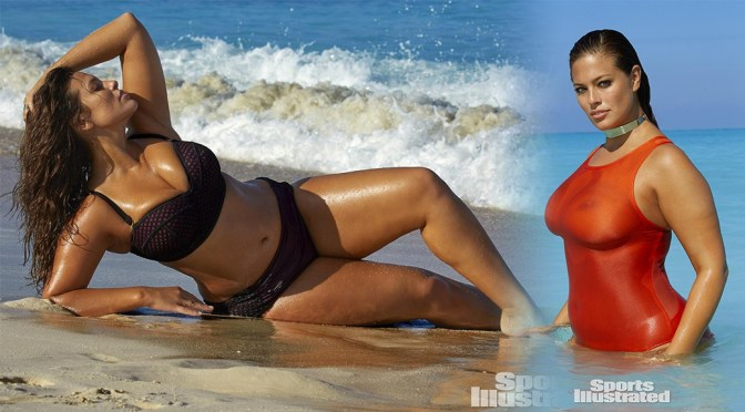 Ashley Graham – Sports Illustrated Swimsuit Issue 2016
