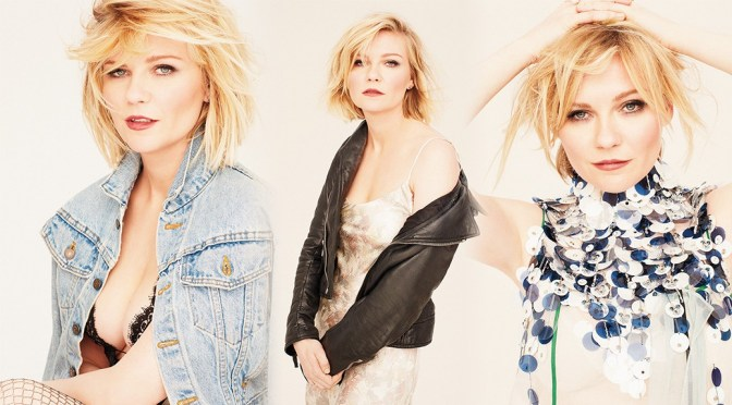 Kirsten Dunst – California Style Magazine Photoshoot (March 2016)