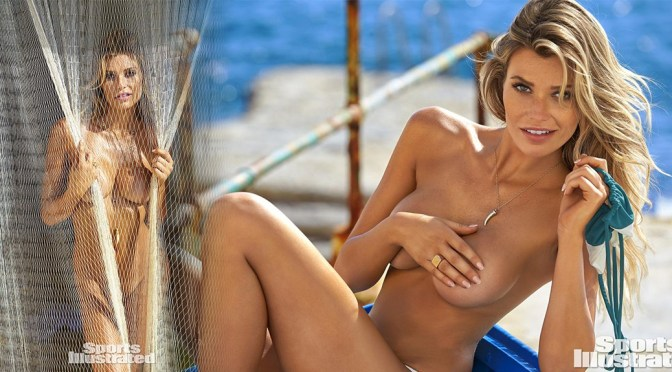 Samantha Hoopes – Sports Illustrated Swimsuit Issue 2016