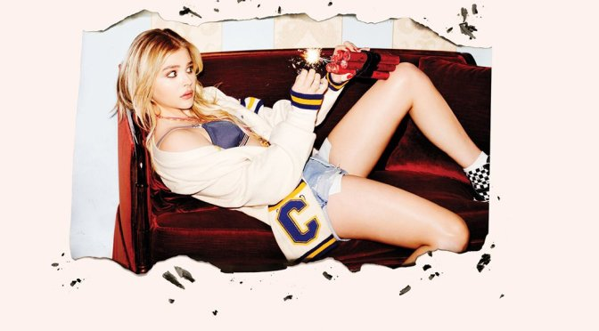 Chloe Moretz – Complex Magazine Photoshoot (April/May 2016)