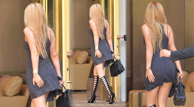 Kylie Jenner – Candids in Los Angeles