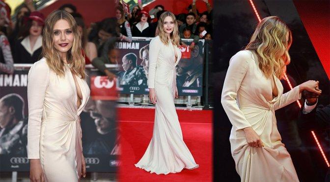 "Elizabeth Olsen – ""Captain America: Civil War"" Premiere in London"