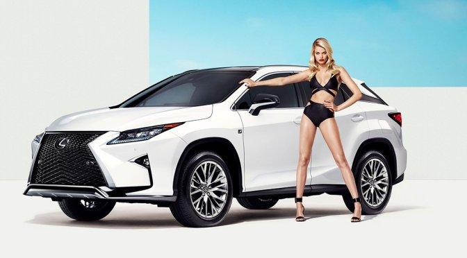 Hailey Clauson – 2016 Lexus RX Photoshoot