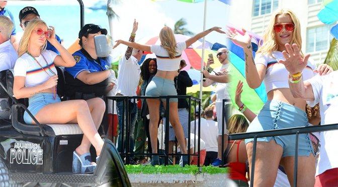 Iggy Azalea – Candids in Miami