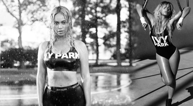 "Beyonce – ""Ivy Park"" Photoshoot"