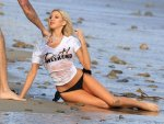 Daisy Lea – 138 Water Bikini Photoshoot in Malibu