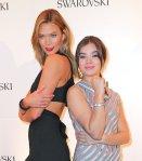 Hailee Steinfeld & Karlie Kloss - Swarovski #bebrilliant Event in New York
