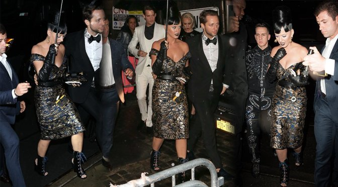 Katy Perry – 2016 Met Gala Afterparty in New York