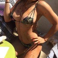 Stella Hudgens Bikini Pic 2