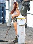 """Ariel Winter on """"Dog Years"""" Movie Set in Nashville"""