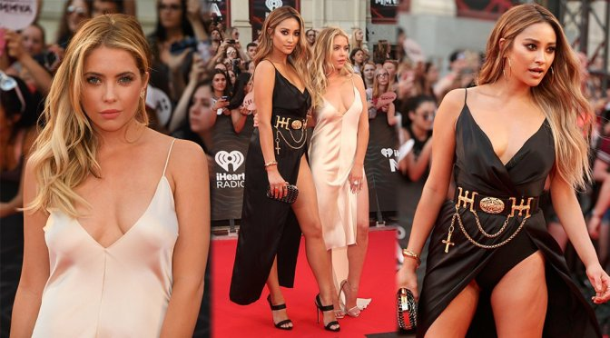 Ashley Benson & Shay Mitchell – MuchMusic Video Awards in Toronto