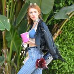 Bella Thorne - Candids in Beverly Hills