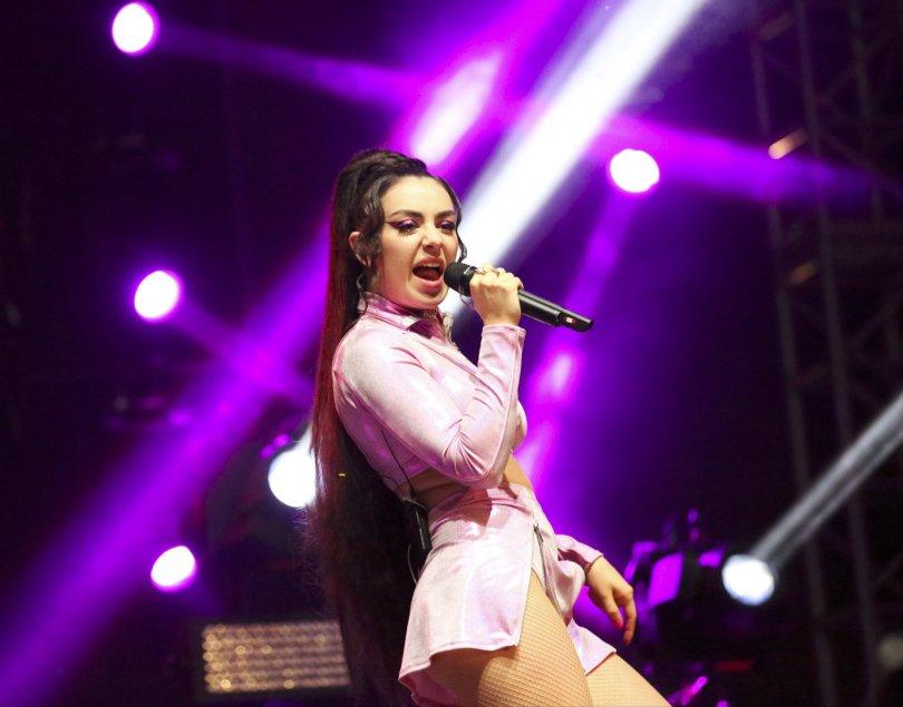 Charli XCX - LA Pride Music Festival in Los Angeles