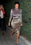 Kim Kardashian - Candids in Encino