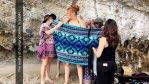 Maitland Ward - Topless Photoshoot Candids in Laguna Beach