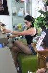 Mara Teigen - Leggy Candids in Beverly Hills