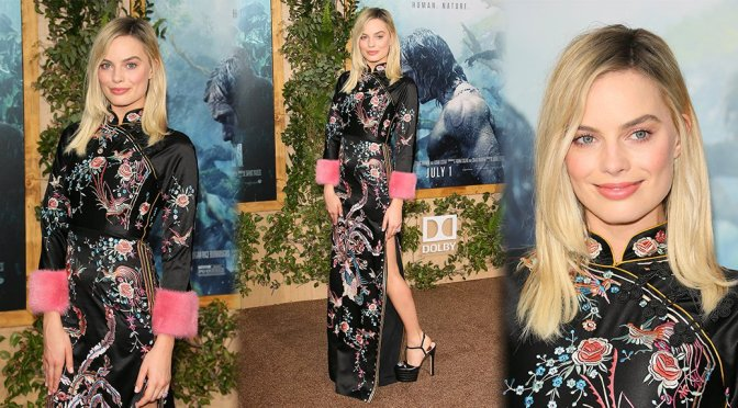 "Margot Robbie – ""The Legend of Tarzan"" Premiere in Hollywood"