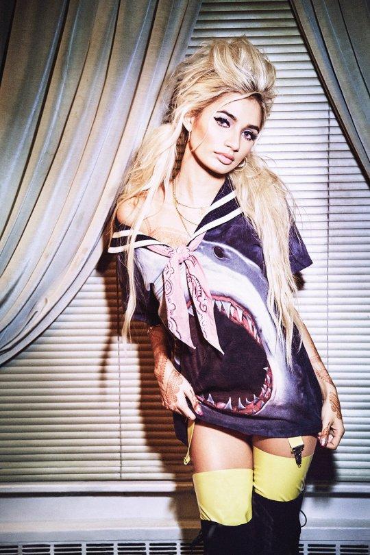 Pia Mia Perez - Paper Magazine Photoshoot (Summer 2016)