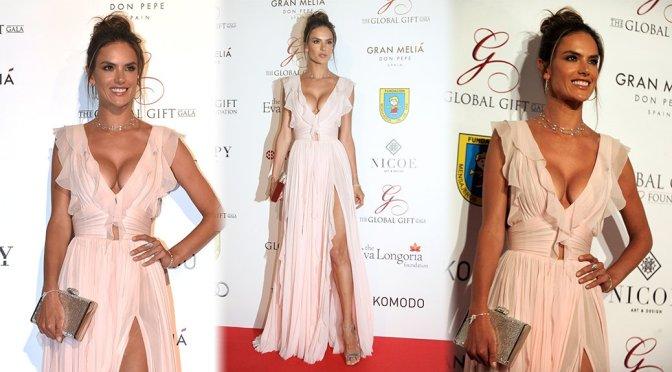 Alessandra Ambrosio – Global Gift Gala in Marbella