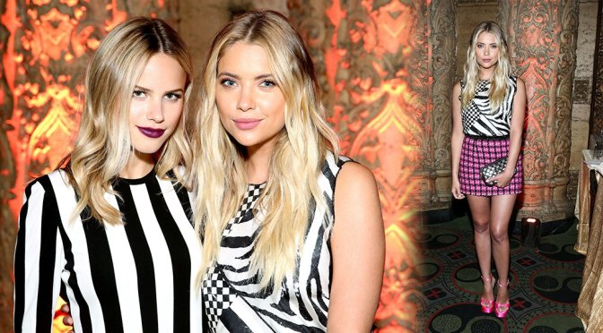 Ashley Benson – Marc Jacobs Divine Decadence Fragrance Dinner