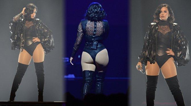 Demi Lovato – Performs Live in Florida