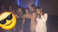 Kim Kardashian Maria Menounos
