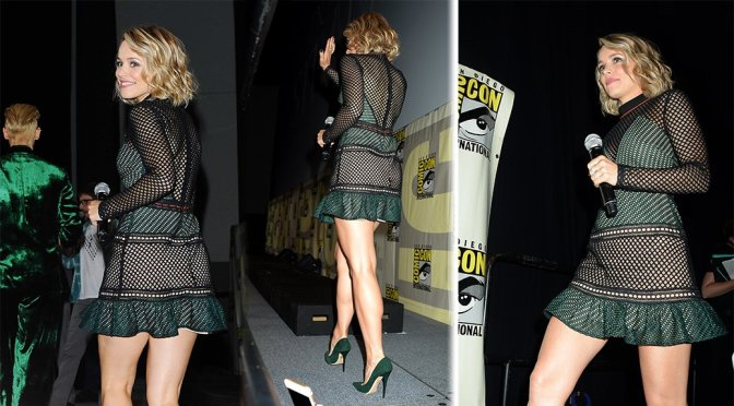 "Rachel McAdams – ""Doctor Strange"" Panel at Comic-Con in San Diego"