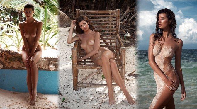 sarah mcdaniel topless