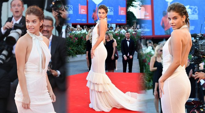 """Barbara Palvin – """"La La Land"""" Premiere in Venice"""