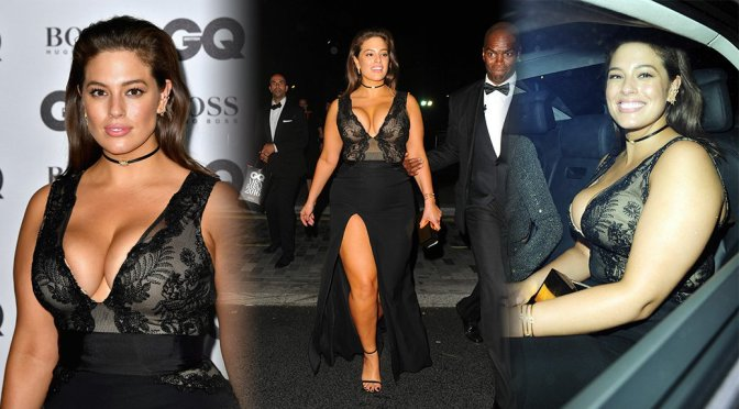 Ashley Graham – GQ Men Of The Year Awards 2016 in London