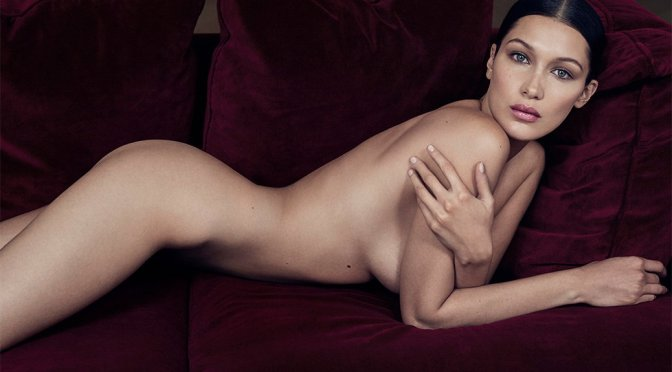 Bella Hadid – GQ UK Magazine Photoshoot (October 2016)