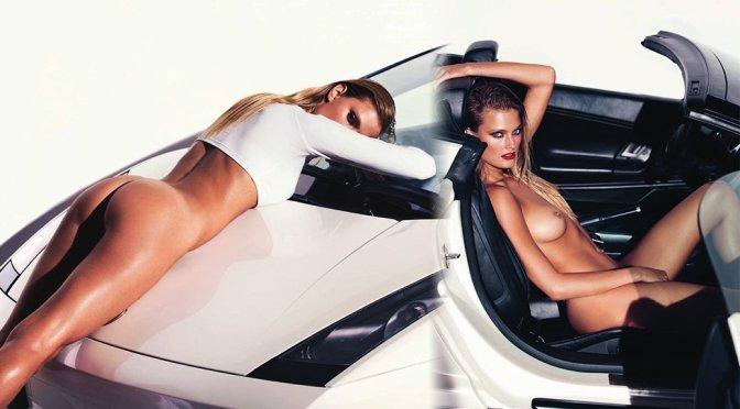 Constance Jablonski – Lui Magazine Naked Photoshoot (October 2016)