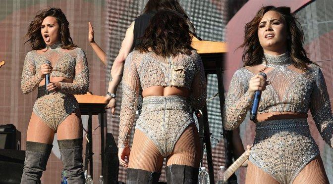 Demi Lovato – 2016 Global Citizen Festival in New York