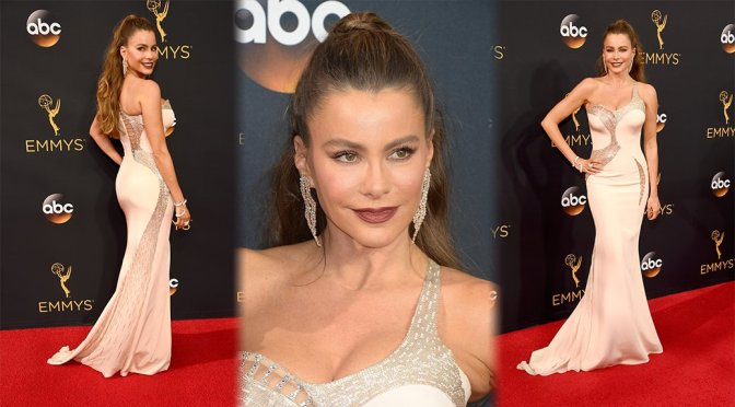 Sofia Vergara – 68th Annual Primetime Emmy Awards
