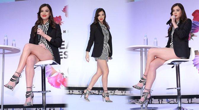 Hailee Steinfeld – Hearst Beauty Festival in Tokyo