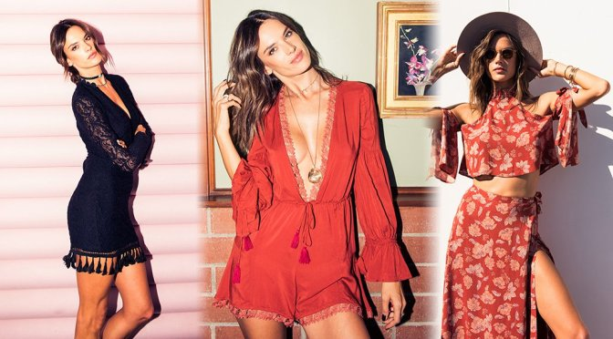 "Alessandra Ambrosio - ""Guide to Los Angeles"" Photoshoot by Jake Rosenberg"
