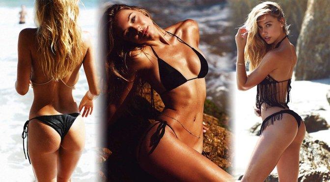 Alexis Ren - Bikini Photoshoot by Josie Clough