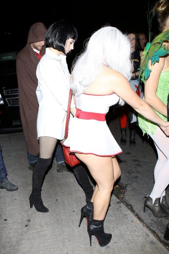 Ariel Winter - Halloween Party in Los Angeles
