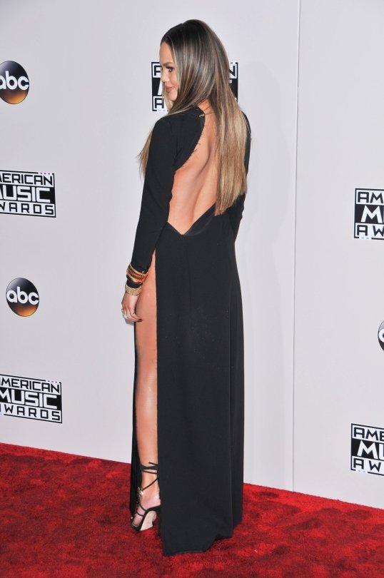 Chrissy Teigen - 2016 American Music Awards in Los Angeles