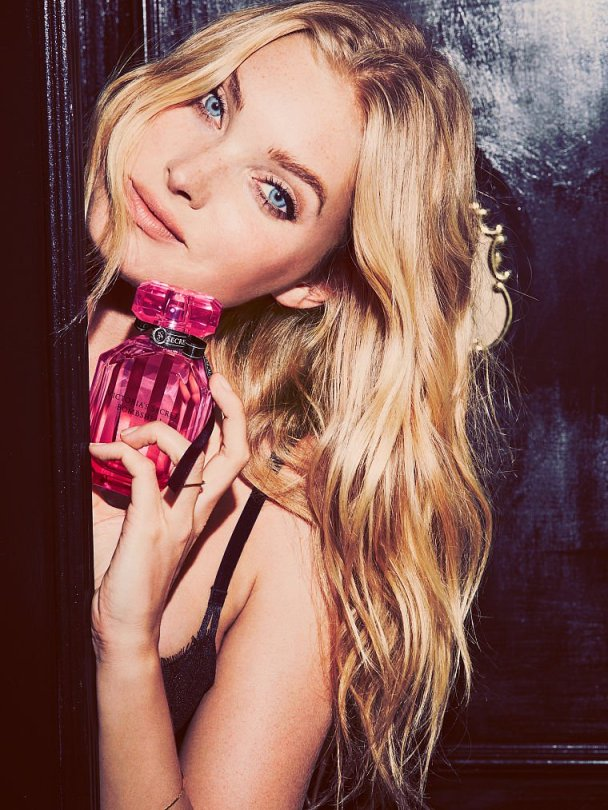 Elsa Hosk - Victoria's Secret Lingerie Photoshoot
