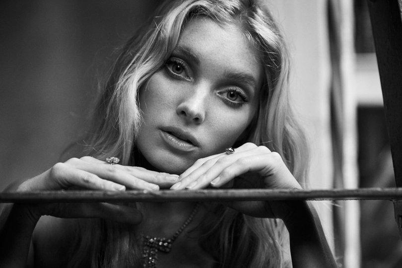 "Elsa Hosk - ""Love & Lemons"" 2016 Holiday Campaign Photoshoot"