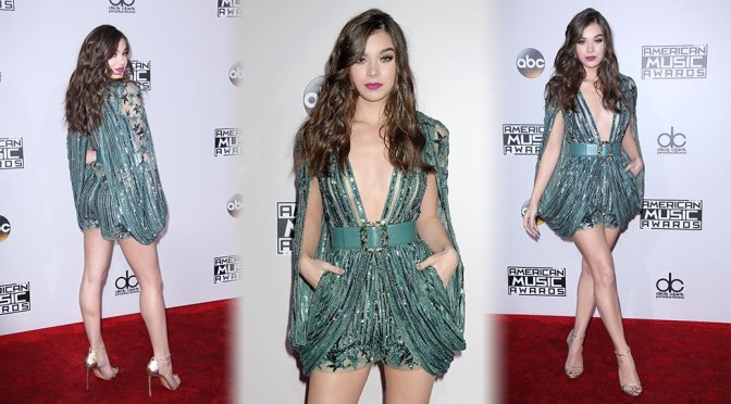 Hailee Steinfeld – 2016 American Music Awards in Los Angeles