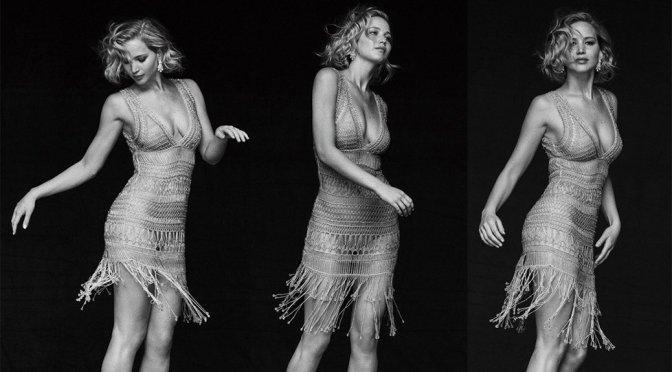 Jennifer Lawrence - Vanity Fair Magazine Photoshoot (Holiday 2016/2017)