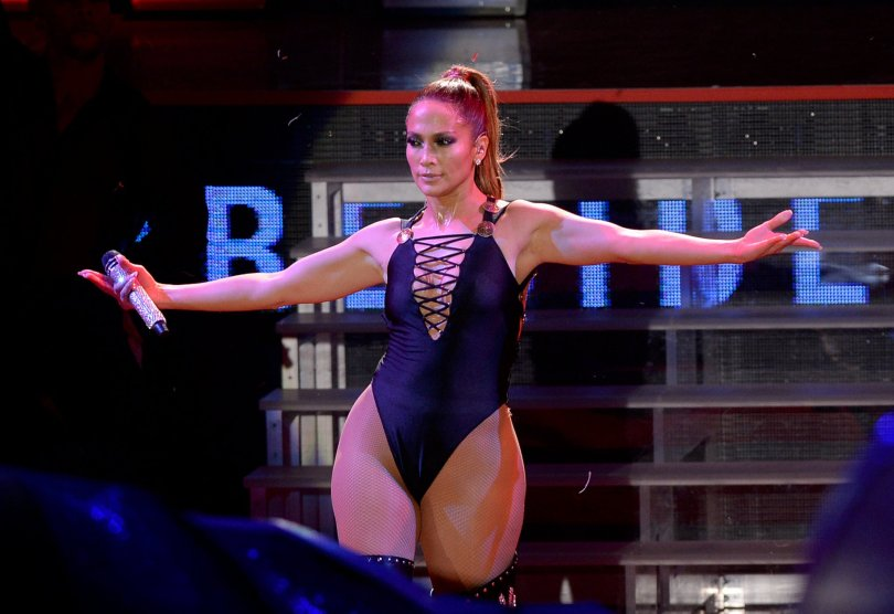 Jennifer Lopez - Performs Live in Miami